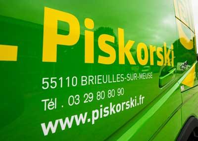 Offres d'emploi piskorski